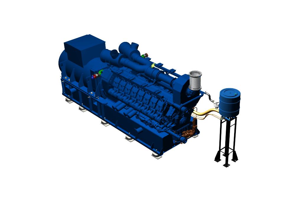 Motor-generátor QUANTO