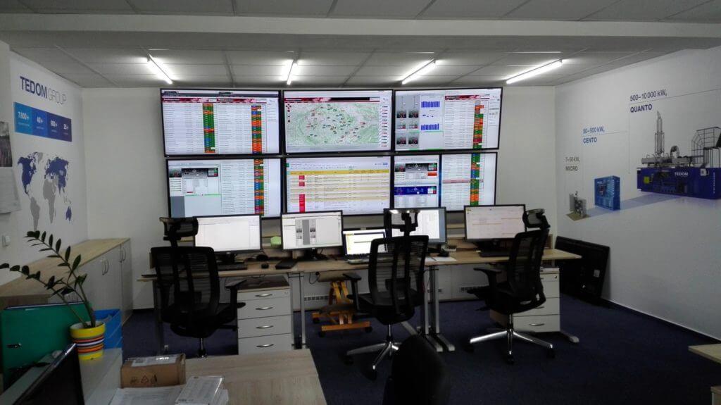 Реконструкция центра удаленного мониторинга