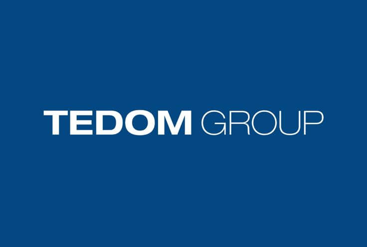 New webpage of TEDOM Group
