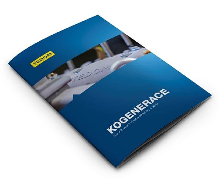We have a new company brochure