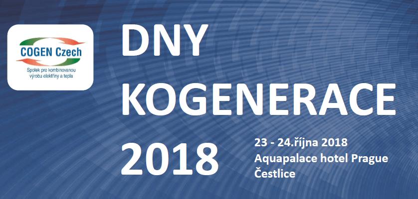 Dny kogenerace 2018