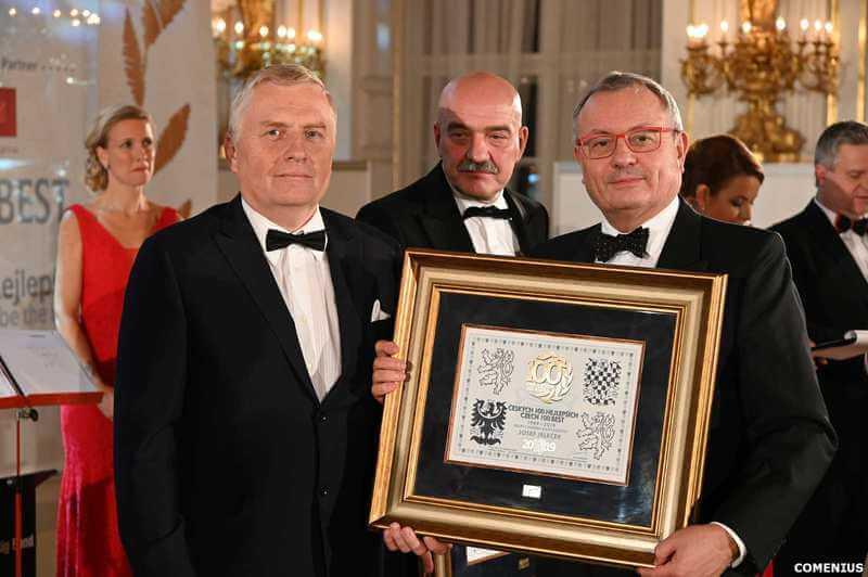 TEDOM opět mezi nejlepšími českými firmami