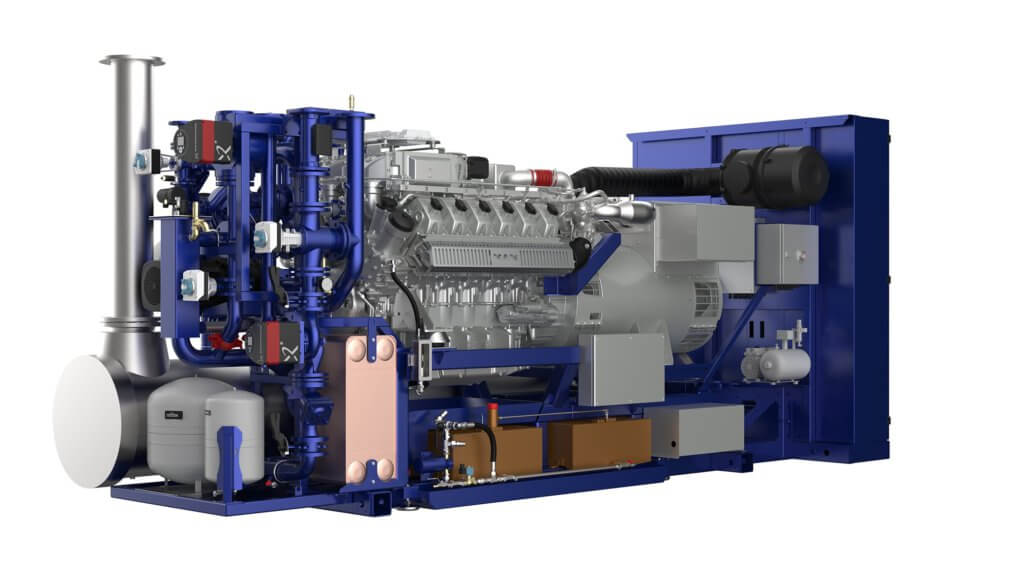 TEDOM Flexi – a new series of CHP units