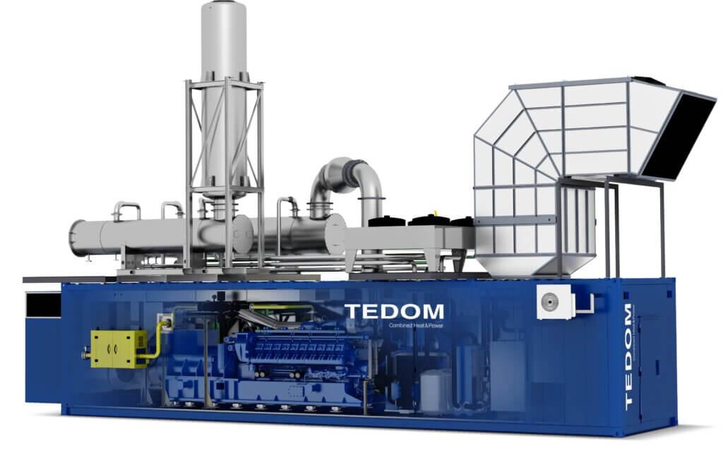 TEDOM nainstaluje 5 MW elektrického výkonu v Polsku