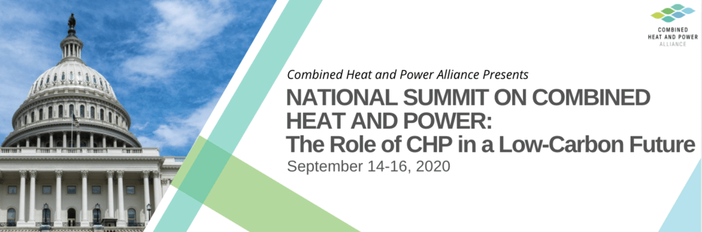 TEDOM will participate in the National Summit organized by The Combined Heat and Power Alliance.