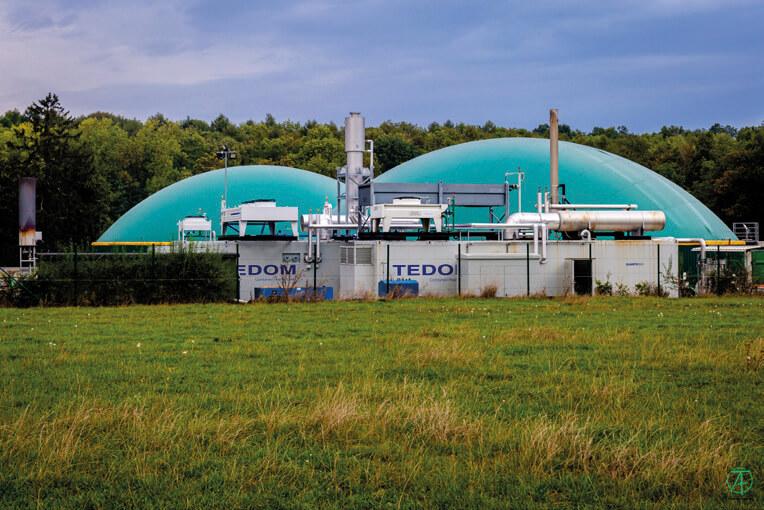 Утилизация биоотходов с положительным воздействием на окружающую среду и на местное общество в Льеже, Бельгия